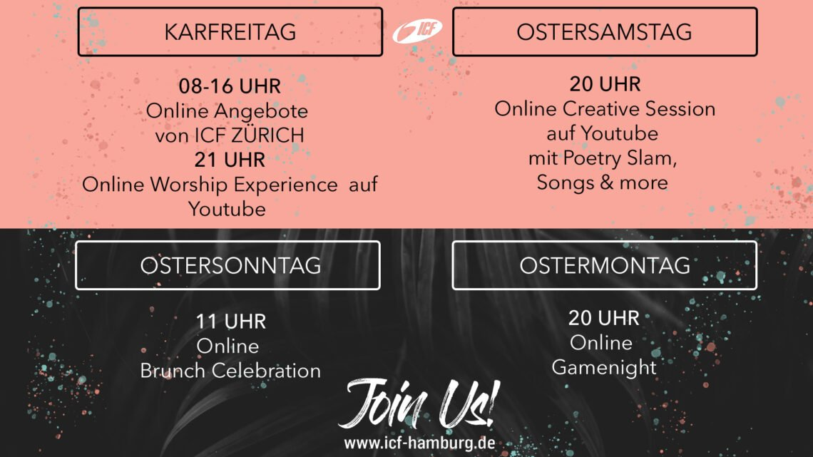 Ostern 2021 - ICF Hamburg