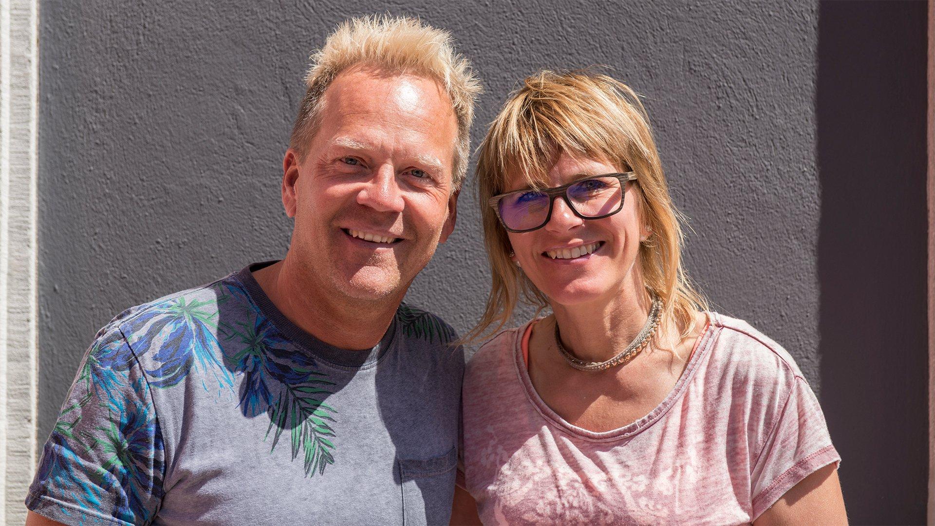 Leo & Susanna Bigger