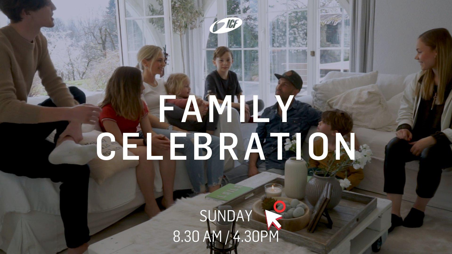 Family Celebration Live Stream